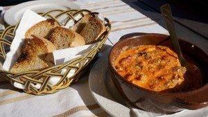 aquila albania cucina albanese fergese