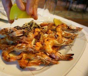 aquila albania cucina albanese frutti mare pesce
