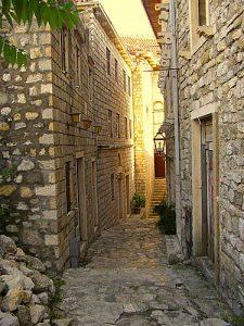 Centro storico Dulcigno