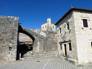 Centro storico di Dulcigno