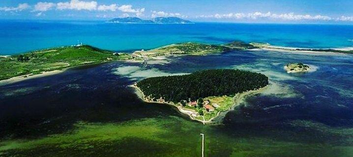 Laguna di Narta