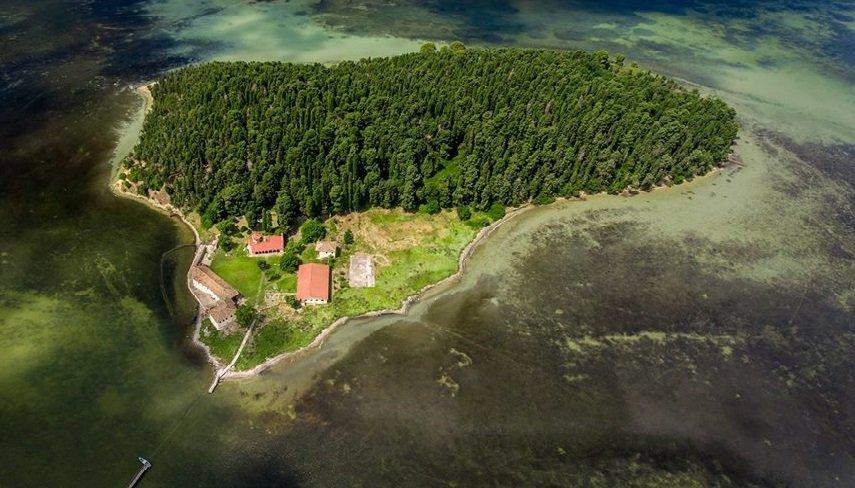 Laguna di Narta e Monastero di Zvernec